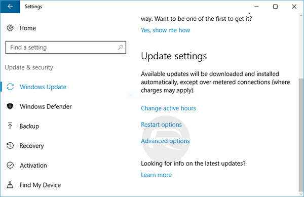 Force Upgrade Windows 10 April 2018 Update Manually, Here's How