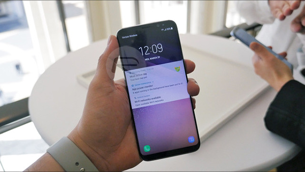 Some Galaxy S8 Users Experiencing Random Restart Issue With