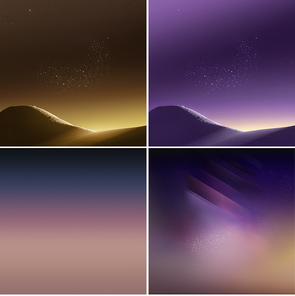 It's then simply a case of getting them across onto your device of choice and reveling in the stunning nature of Samsung's new wallpapers.