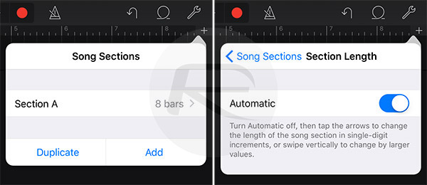 how to create music folder in iphone 6