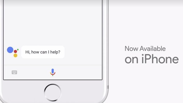 Google Assistant App For Iphone Released Download Redmond Pie