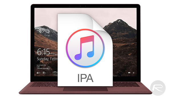 How To Download IPA Files From iOS App Store On Your PC | Redmond Pie