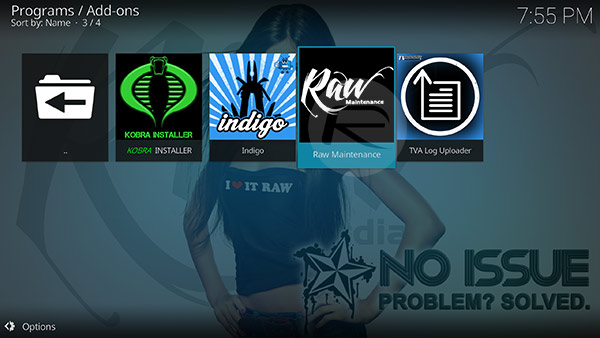 Fix Kodi 17 / 17 3 Error Check The Log For More Information, Here's