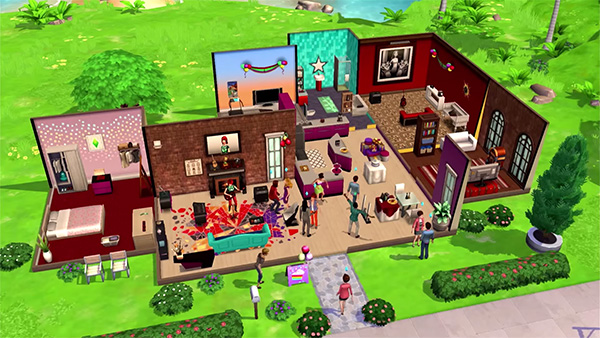 download the sims 4 for free on android