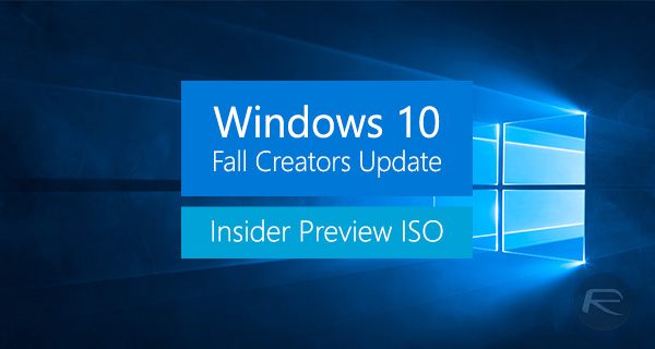 windows 10 insider preview iso download