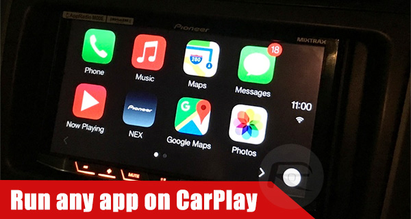 Enable Google Maps, Waze Or Any App On CarPlay, Here's How