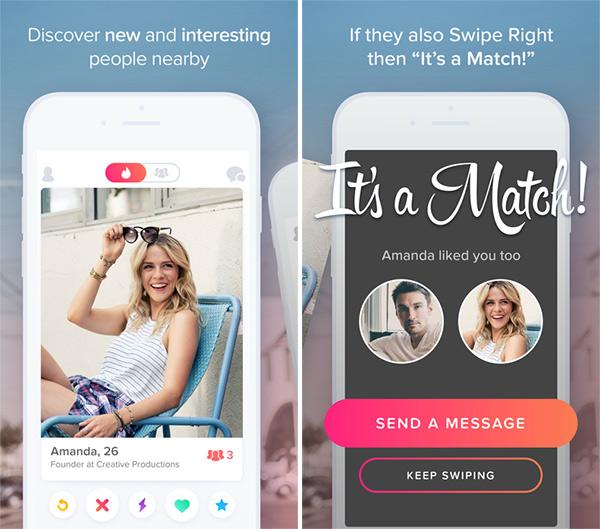 tinder app gratis download