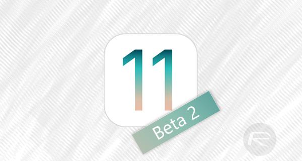 Download: iOS 11 Beta 2 15A5304j Update 1 IPSW Links For iPhone