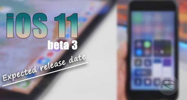apple ios 11 3 beta