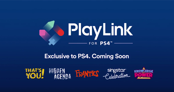PlayLink For PS4 Will Let You Control Games Using iOS Or