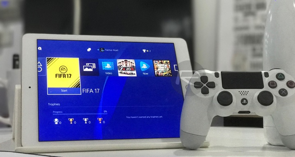 ps4 remote play iphone controller