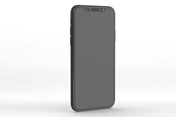 new styles 4ddd6 87b60 iPhone 8 3D Renders Base Their Design On Leaks From A Case Maker ...