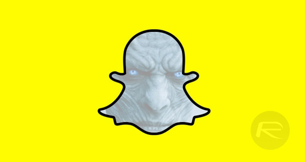 How To Enable Unlock Game Of Thrones Snapchat Filter Limited Time Only Redmond Pie
