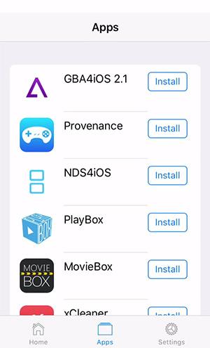 Download Emus4u App IPA On iOS 10 / iOS 11 iPhone [No