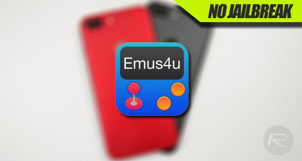 Download Emus4u App IPA On iOS 10 / iOS 11 iPhone [No Jailbreak