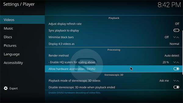 Fix Kodi 17 Video Stuttering Playback On Fire TV Stick