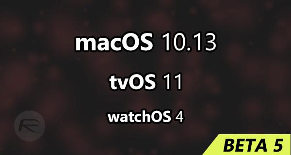 download macos high sierra 10 13 5