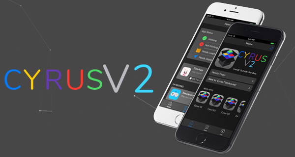Download Cyrus V2 Installer For Installing iOS Tweaks