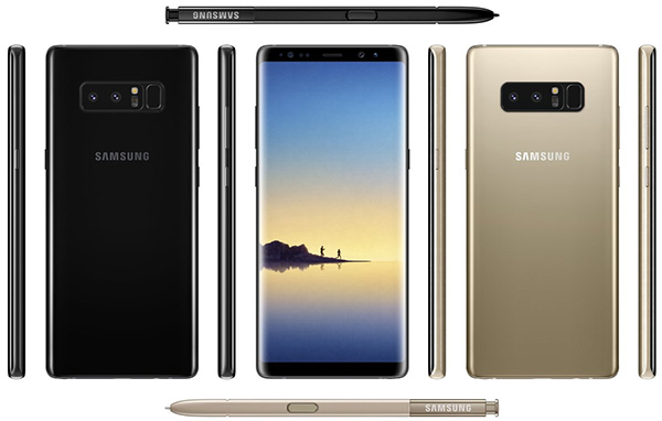 Download Samsung Galaxy Note 8 Wallpapers Leaked To The Web Redmond Pie