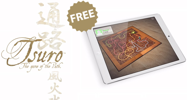 Download: Tsuro Board Game For iOS Is Apple's Free App Of