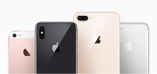 iphone 7 plus specs vs iphone 8 plus