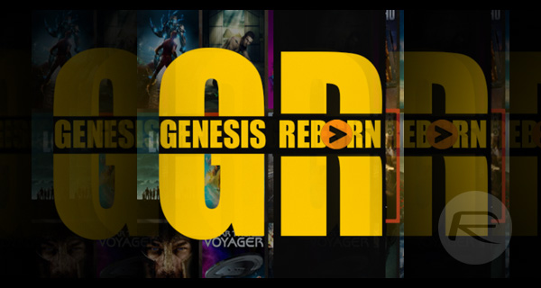 Kodi Genesis Reborn Addon In 2017 Download And Install, Here's How