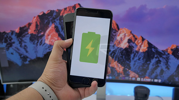 low priced fe885 cbd40 iPhone 8 Plus Fast Charging Vs iPhone 7 Plus Regular Charging [Video ...