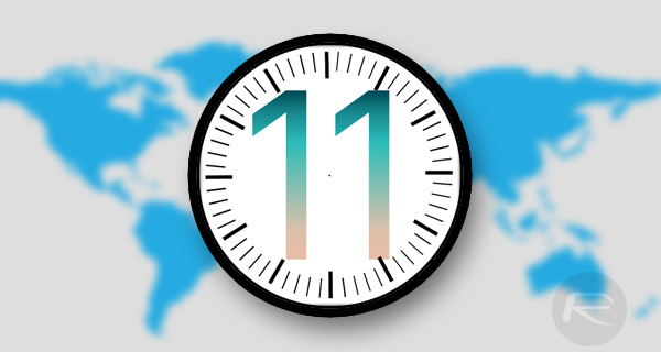 ios 11 download day release time in your region redmond pie