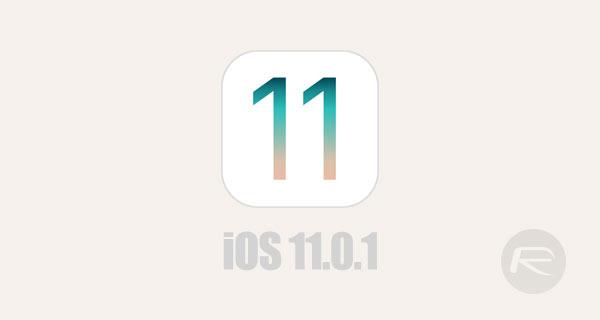 ios 11.0.1 ipsw