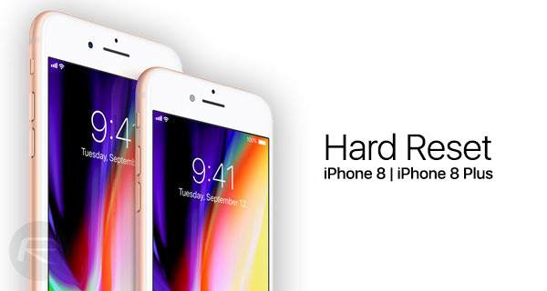 hard reset of iphone reset restart iphone 8 here s how guide 8120