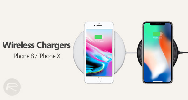 The Best iPhone X iPhone 8 Wireless Chargers | Redmond Pie