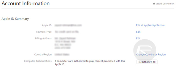 Change iTunes App Store / Apple ID Country To US Without Credit Card