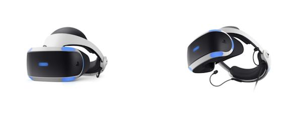 PlayStation VR headset pN197
