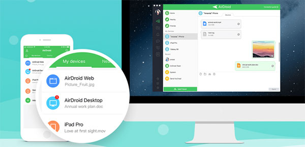 Download: AirDroid For iOS Released As Cross-Platform