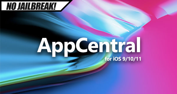 AppCentral For iOS 11 Brings Tweaked Apps In One Place From Various