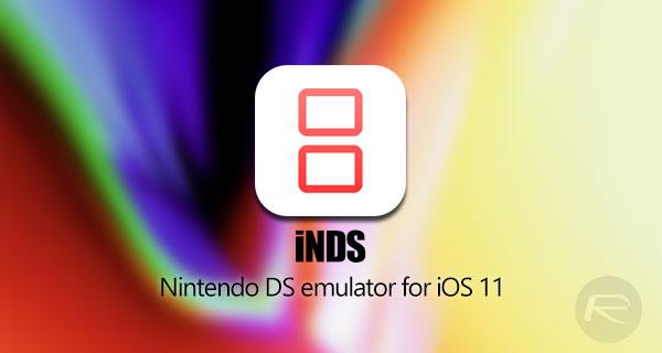 nds emulator ios 11 repo