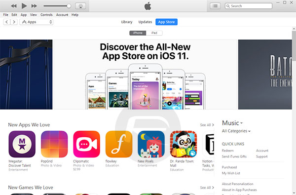 Download iTunes 12 6 3 For Windows, Mac With Built-In App Store And