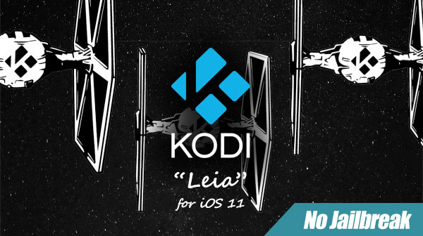 Kodi 18 Leia Nightly iOS 11 IPA Download For iPhone Released