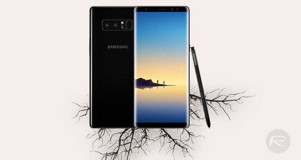 Galaxy Note 8 Root Available Using SamFAIL Without Tripping Knox