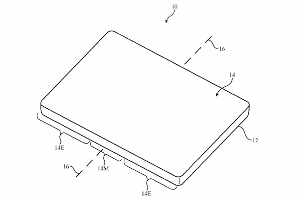 apple applies for flexible display patent amidst rumors of