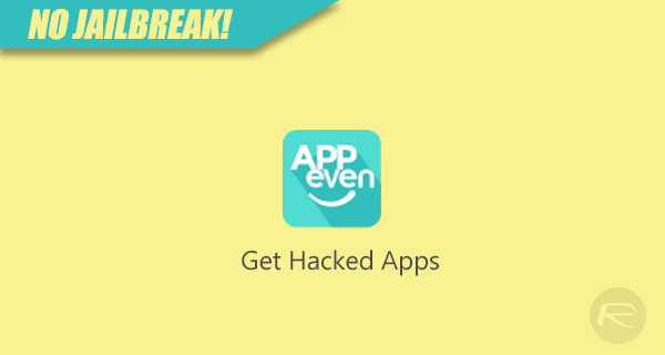 Download AppEven On iOS 11 For IPA Files [No Jailbreak