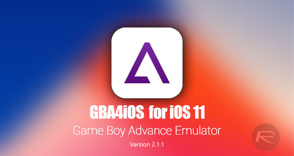 GBA4iOS 2 1 1 IPA Download For iOS 11 Adds Fix For Dropbox Sync