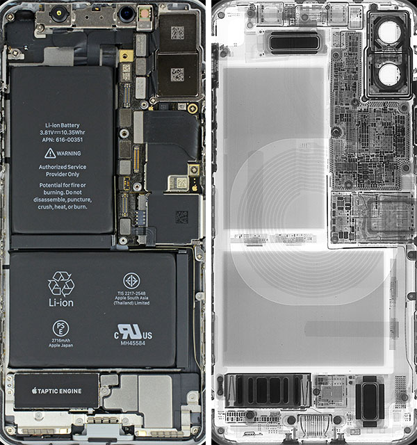 Iphone X Internals