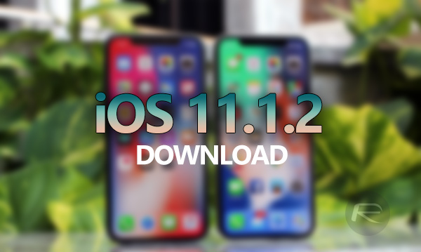 download ios 11.1.2 iphone 6s