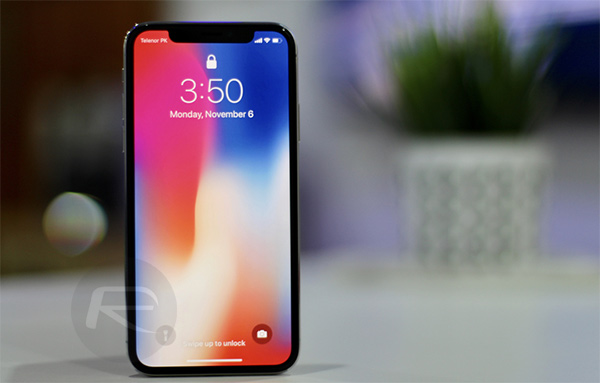 iPhone X Display Ghost Touch Issue Repair Program Launches, Here's