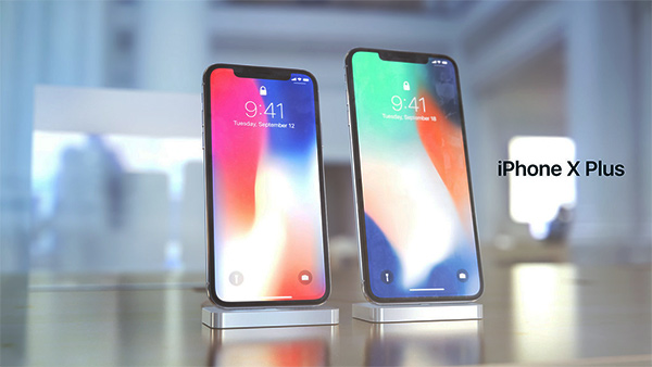 new product 693f9 0013f Apple's 2018 iPhone Lineup: 6.5-Inch OLED iPhone X Plus, 5.8-Inch ...
