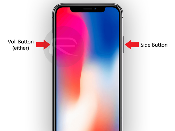 How To Restart Iphone X