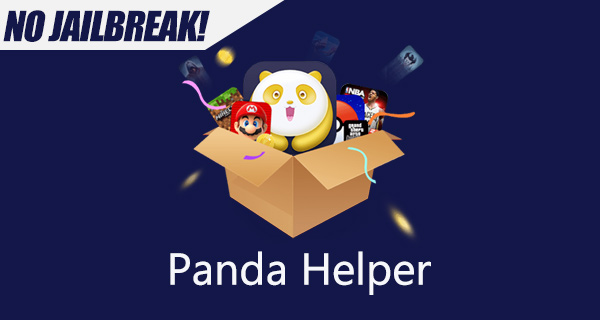 Panda Helper VIP Download On iOS 11 For IPA Files [No
