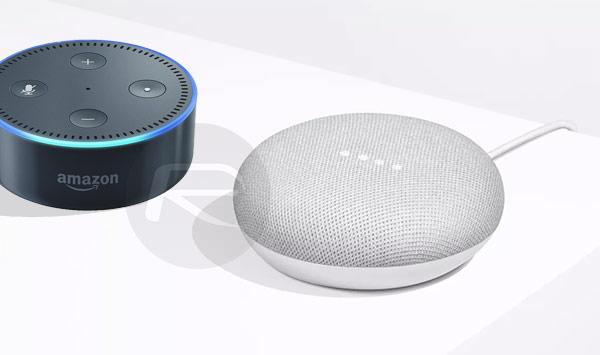 App Rankings Suggest Amazon Echo, Google Home Were Popular