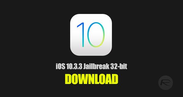 h3lix iOS 10 3 3 Jailbreak IPA Download Released For 32-Bit